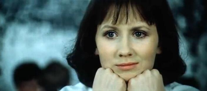 """Роль в фильме """"Акселератка"""" (1987). Фото kino-teatr.ru"""
