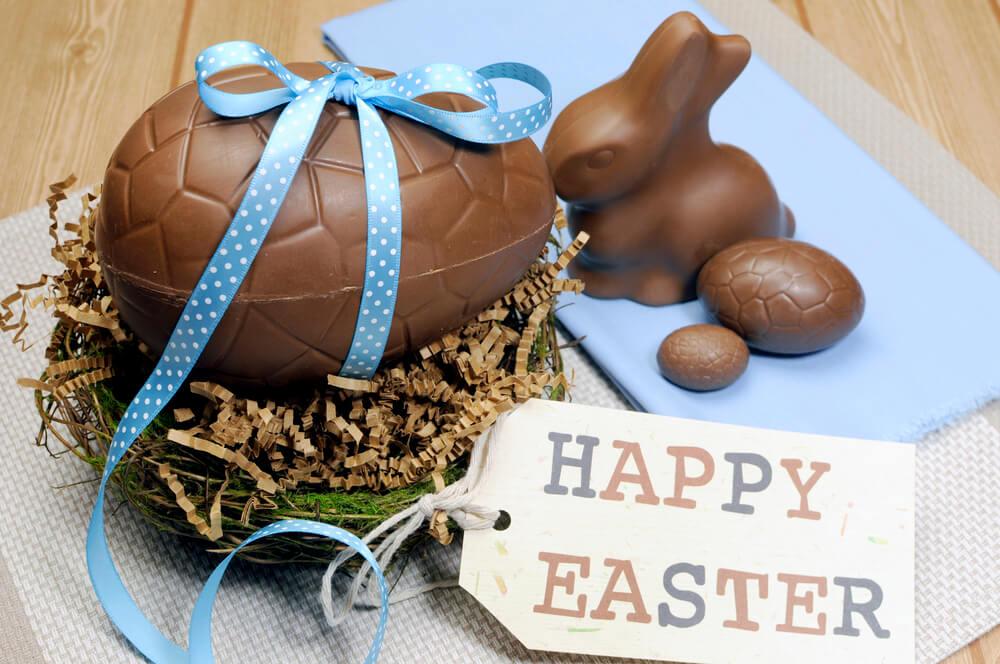 Пасхальные яйца Фото: depositphotos