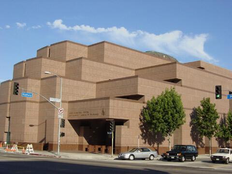 Центр Симона Визенталя в Лос-Анджелесе. Фото: wikipedia.org