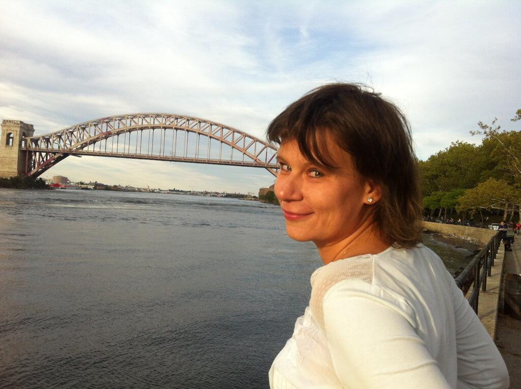 Ирина Вушко. Фото - из личного архива