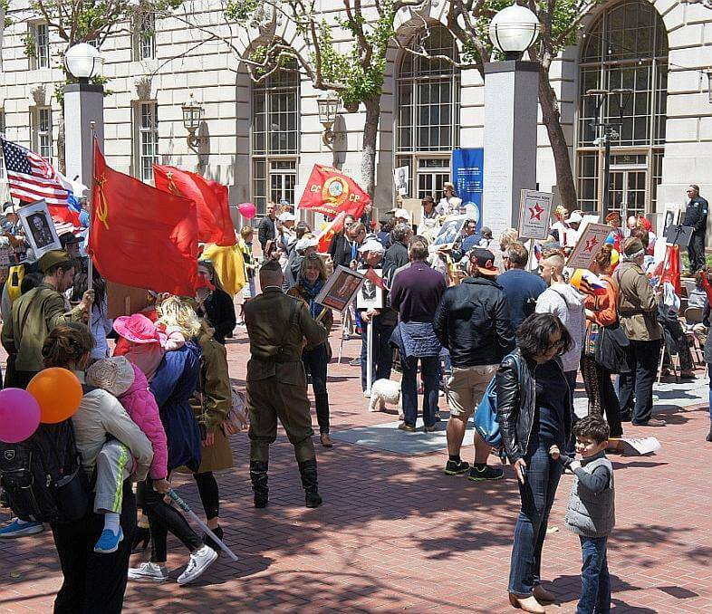 Фото: Facebook/Consulate General of Russia in San Francisco