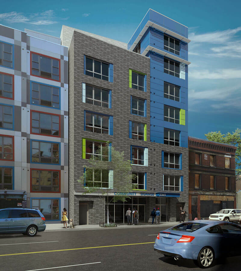 New Housing Lottery in the Bronx: Apartment Rentals from