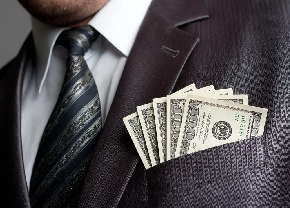 Картинка с деньгами на аву