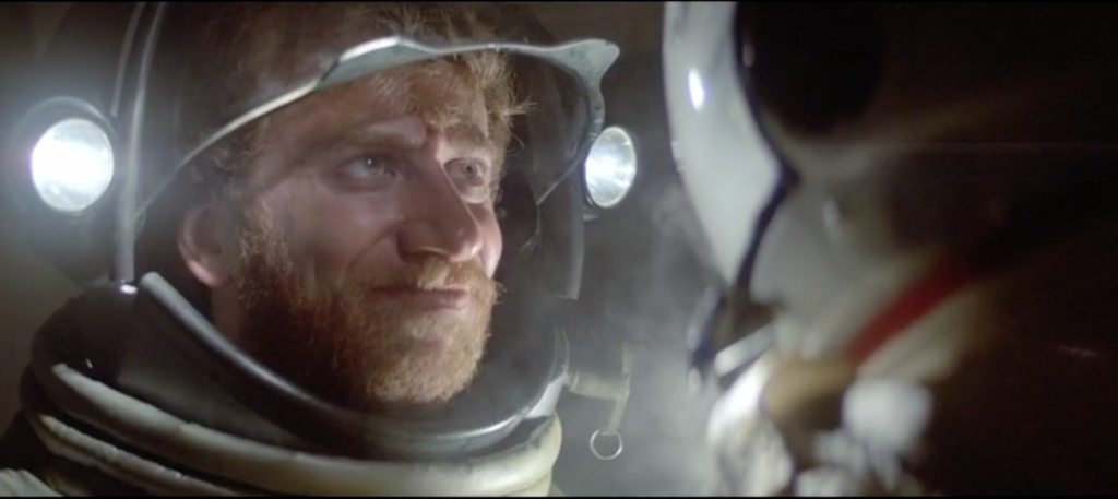 """Кадр из фильма """"Космическая Одиссея 2010 года"""" (реж. Питер Хайамс)"""