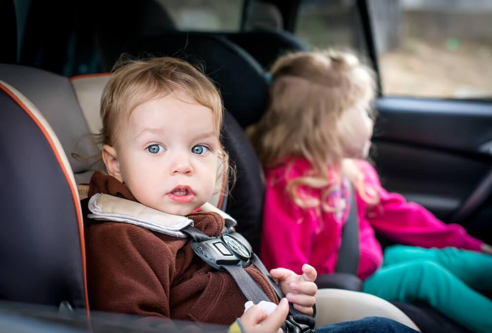 Детки в машине картинки