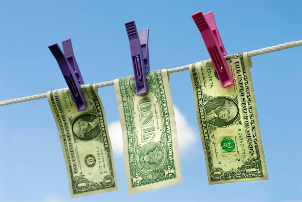 Отмывание грязных денег в казино европейская рулетка игра на деньги без вложений