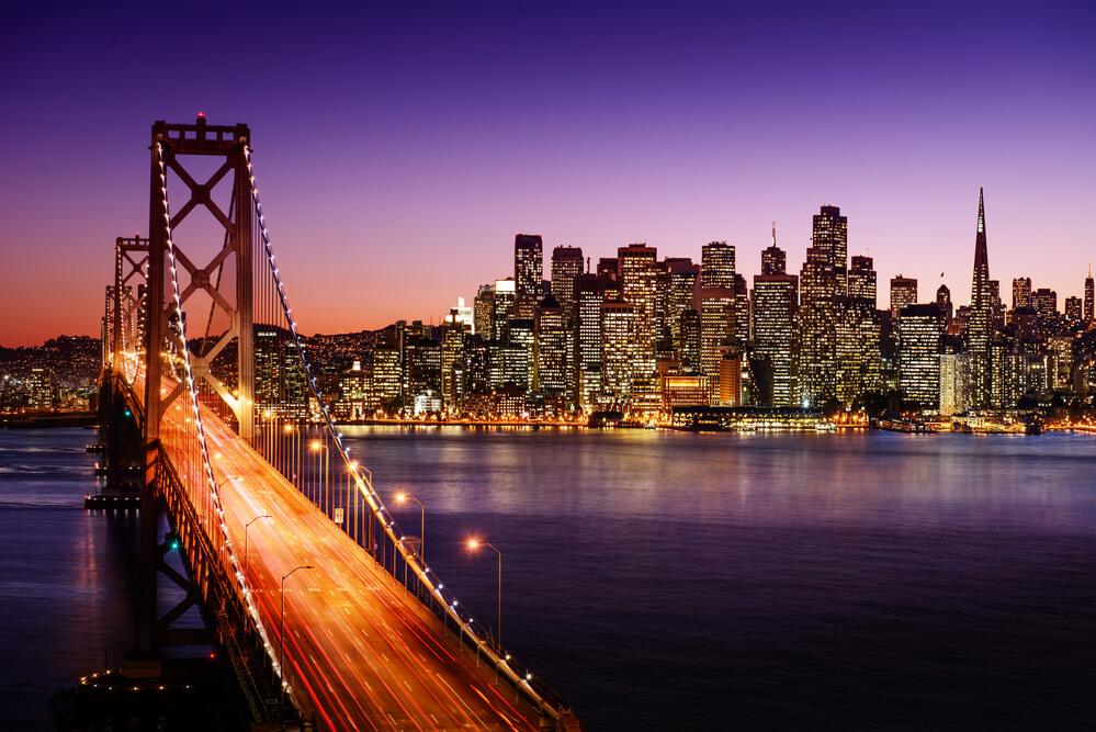 Что можно посмотреть на экскурсии в Сан-Франциско США с гидом