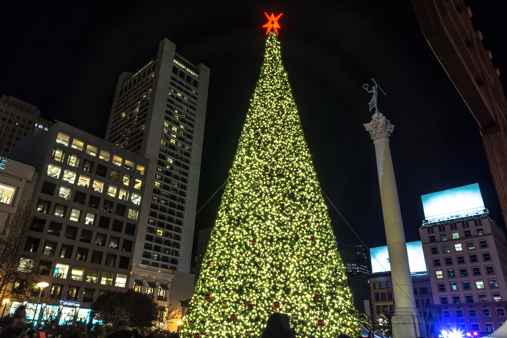 Christmas In San Francisco.20 The Most Incredible Christmas Decorations In San