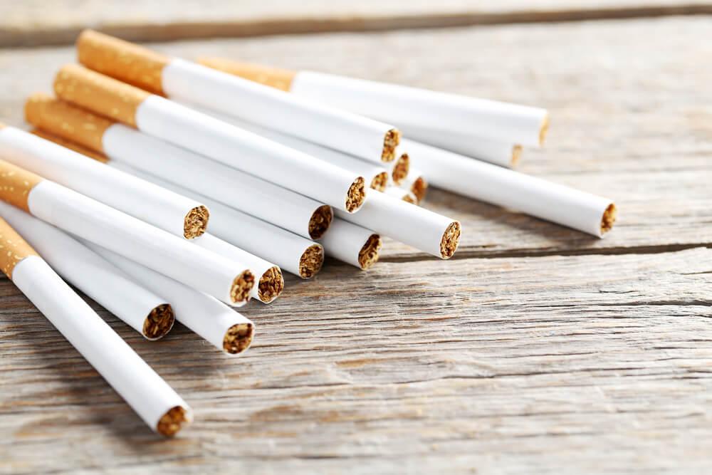 табачных изделий в америки