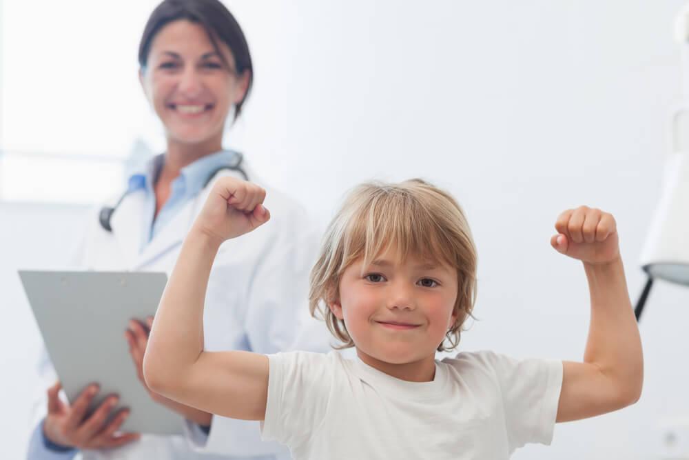 Картинка дети здоровы