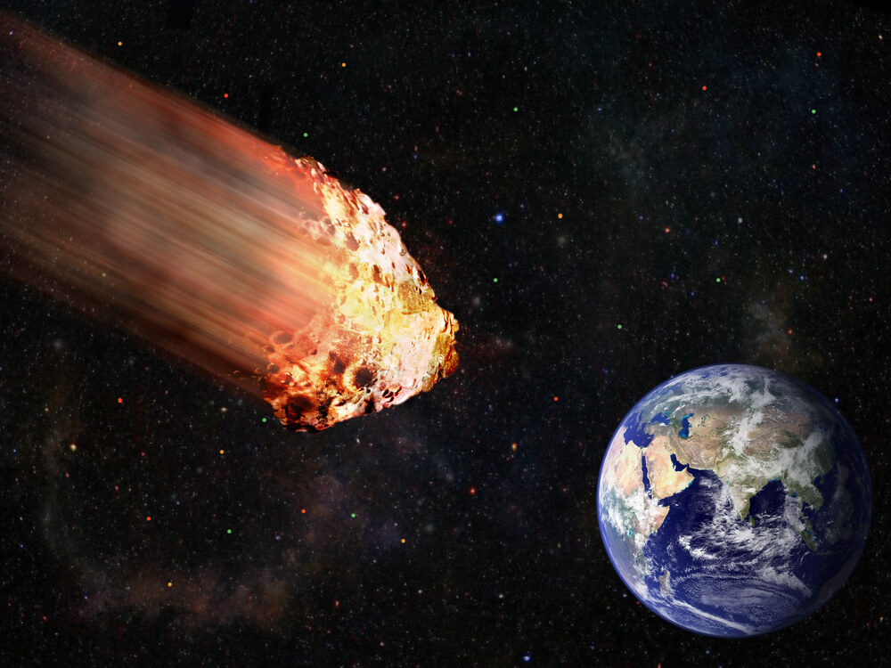 NASA warning: an asteroid the size of a Cheops pyramid is
