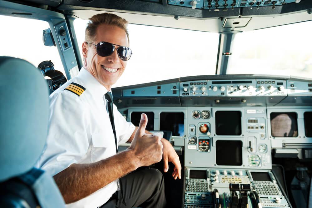 Пилот в картинках, картинках спасибо